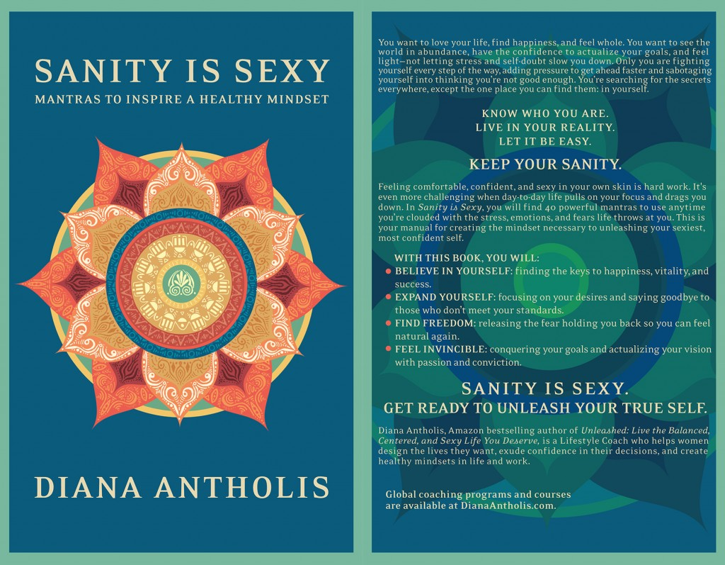 sanity is sexy book covers